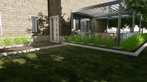 Render-espacio-externo-comun-Software-BIM-arquitectura-Edificius
