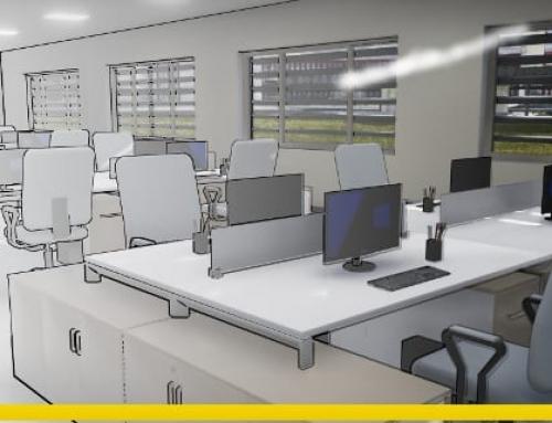Diseño de oficinas, guía práctica