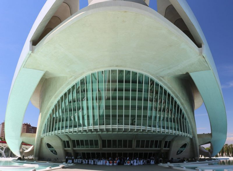 Ciudad de las Artes y las Ciencias - Valencia (España)