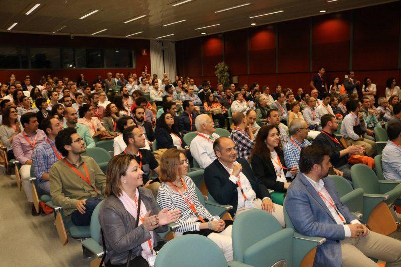 EUBIM de Valencia (España) 2018 – Conferencia en el aula Magna