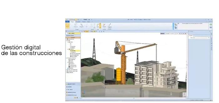 Gestion digital de las construcciones[ES]