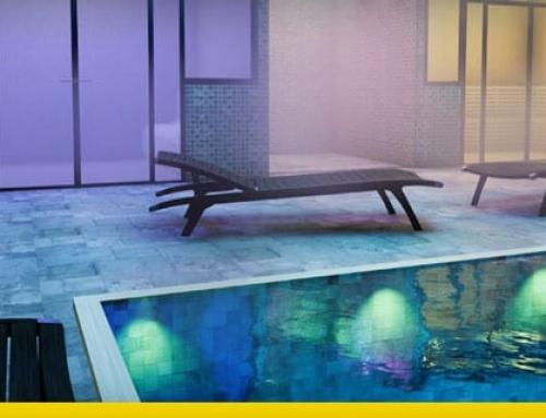 Diseño spa y centro de relajación