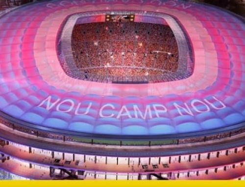 Reforma con BIM: El Futuro Camp Nou del FC Barcelona se renueva con el BIM