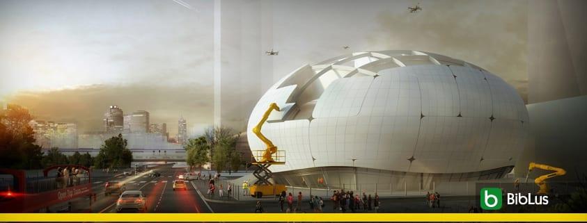 La robótica en la construcción, el nuevo museo de la Ciencia en Seúl