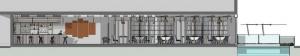 Diseño-de-restaurantes-seccion-B-B-software-BIM-arquitectura-Edificius