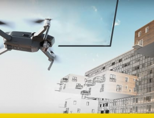 Drones para construcción: los drones como soporte de procesos BIM