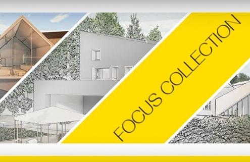 Focus Collection: el TOP 6 de los tipos de construcciones residenciales