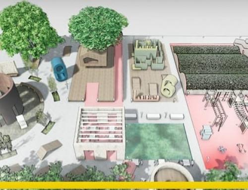 Diseño parques infantiles con ejemplo para descargar