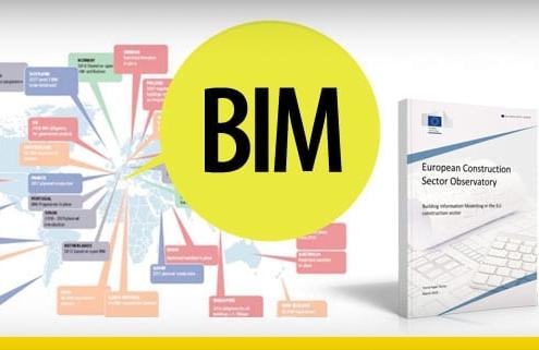 Informe sobre el BIM en Europa