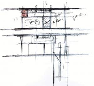 proyectos-de-casas-adosadas-4-consejos-dibujos-dwg_distribucion-funcional-software-BIM-arquitectura-Edificius