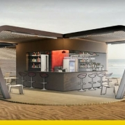 La guida tecnica alla progettazione di un chiosco bar