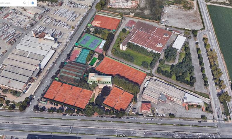 2 - Monviso-Sporting-Club - Reforma centro deportivo