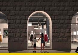 Diseño de una tienda de ropa, COVER
