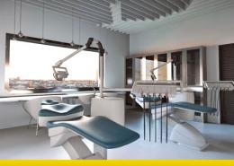 diseño clínica dental con software BIM
