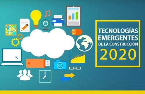 imagen de encabezado sobre el artículo de la segunda parte de las tecnologías emergentes del 2020 en el sector de la construcción