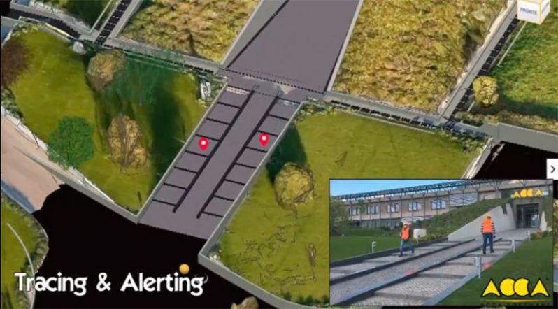 usBIM.COVID-19: tracing y alerting