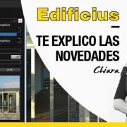 Importación en Edificius de propiedades de Objetos BIM desde archivos Excel y nuevas funciones