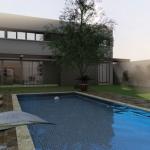 Rendu 3D avec détails Extérieur de Casa AltaBrisa24 - Piscine