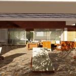 Rendu 3D avec détails Extérieur de Casa AltaBrisa24 - Chaise longue