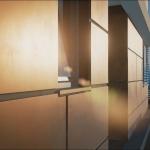 Détail façade extérieure réalisé de ML-House réalisé avec Edificius