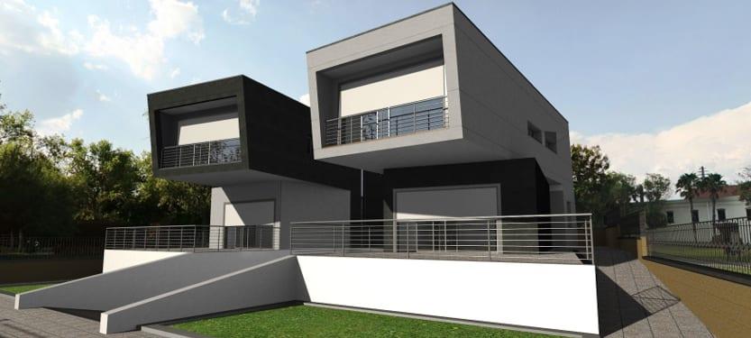 projet architectural avec un logiciel de BIM 8i_front_view_head