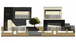 Casa 8i: vue frontale