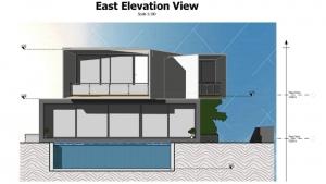 Casa San Roque: Elevation Cote- Est