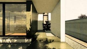 C-House détail espaces extérieurs Edificius-BIM-04