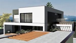 C-House vue extérieur-Edificius-BIM-08