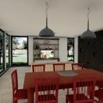 Casa Kaprys: Living