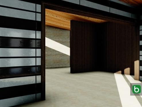 matériaux haute définition dans les projets BIM