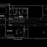 Camarines plan premier étage