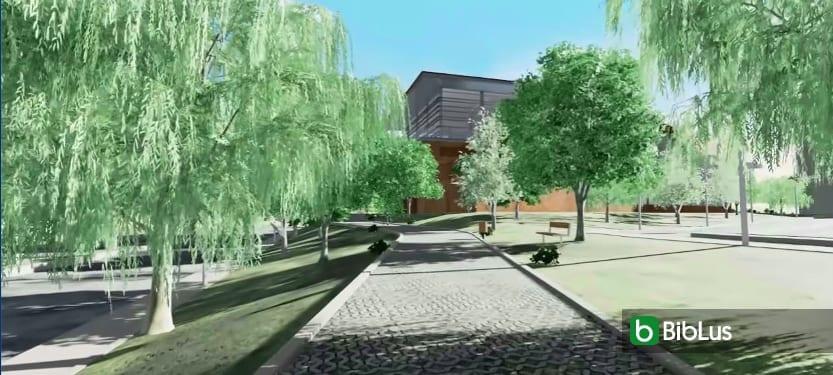 conception des espaces extérieurs