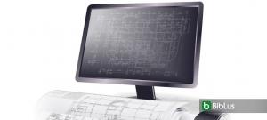 Oggetti architettonici e elementi grafici 2D in un software BIM