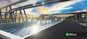 elementi architettonici 'travi curve' con un software BIM