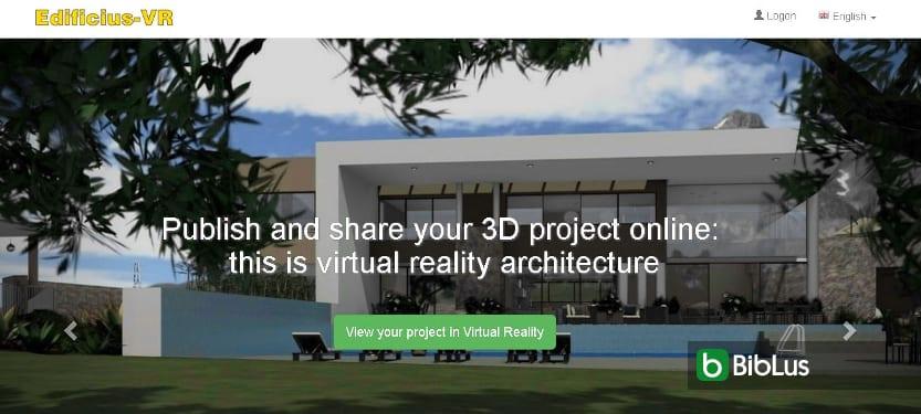 partager sur le web un projet de BIM en 3D