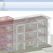 La collaboration BIM conception architecturale et de calcul des structures Edificius EdiLus