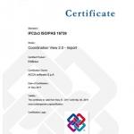 Certification Edificius-IFC import