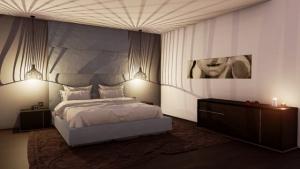 Chambre à coucher Park House - Edificius