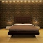 Chambre à coucher de la Country House in Marfino