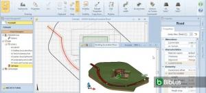 Modellare una strada con un software BIM Edificius