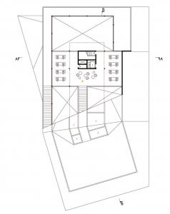 Troisième étage Daegu Gosan Public Library