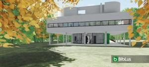 La conception de Villa Savoye avec un logiciel de BIM Edificius