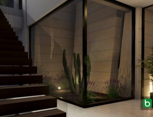 Concevoir un escalier dans un projet BIM : Marble&Bamboo