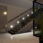 Illumination escalier Marble&Bamboo - BIM - Edificius