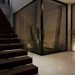 Rampe escalier Marble&Bamboo - BIM - Edificius