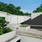 Zone solarium Villa Savoye BIM-Edificius