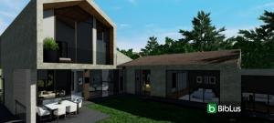 progettare una residenza unifamiliare con un software BIM Edificius