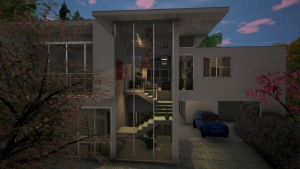 Conception illumination intérieur avec le logiciel BIM Edificius