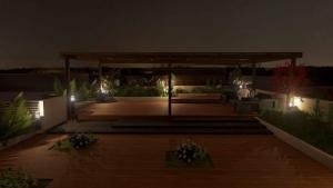 Toit-jardin de Cuboid-House